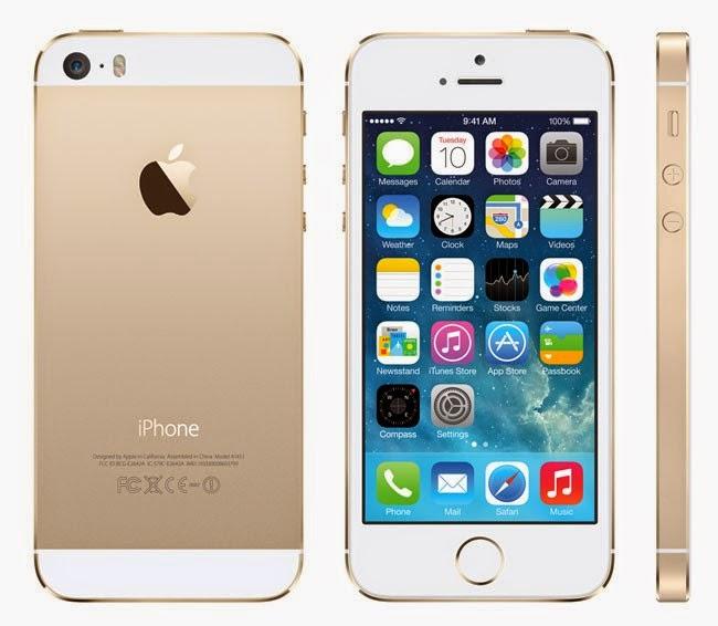 Spesifikasi lengkap terbaru IPhone 5S dan Harganya