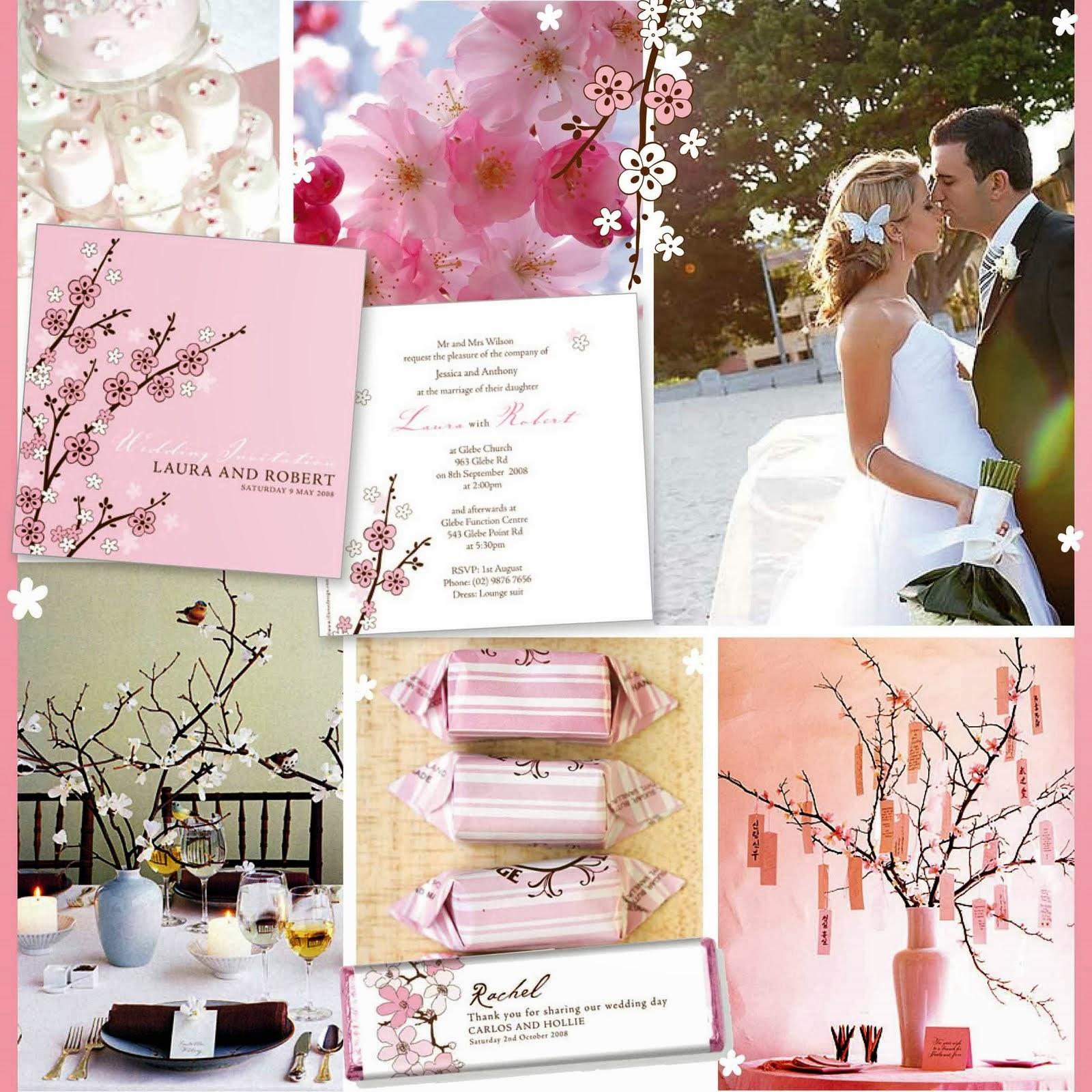 Cherry Blossom Wedding Ideas | Wedding Stuff Ideas