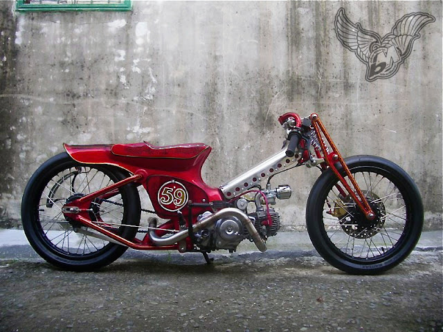 redman 59 | afs custom