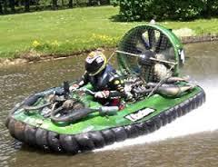 Alat Transportasi Hovercraft 09