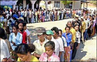 Timor-Leste: O REFERENDO DE 30 DE AGOSTO DE 1999