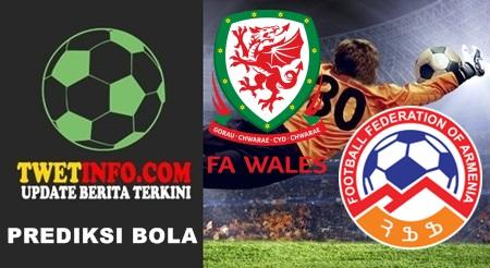 Prediksi Wales U21 vs Armenia U21