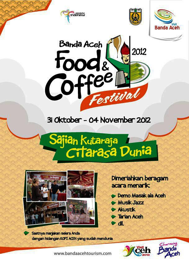 BANDA ACEH FOOD AND COFFEE FESTIVAL 2012