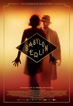 Babylon Berlin - 1ª Temporada Séries Torrent Download capa