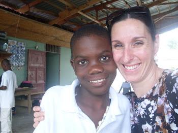 My First Friend in Haiti