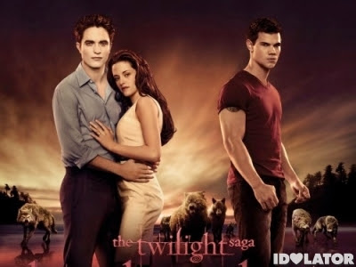 Horror movie Twilight Breaking Dawn Part -1
