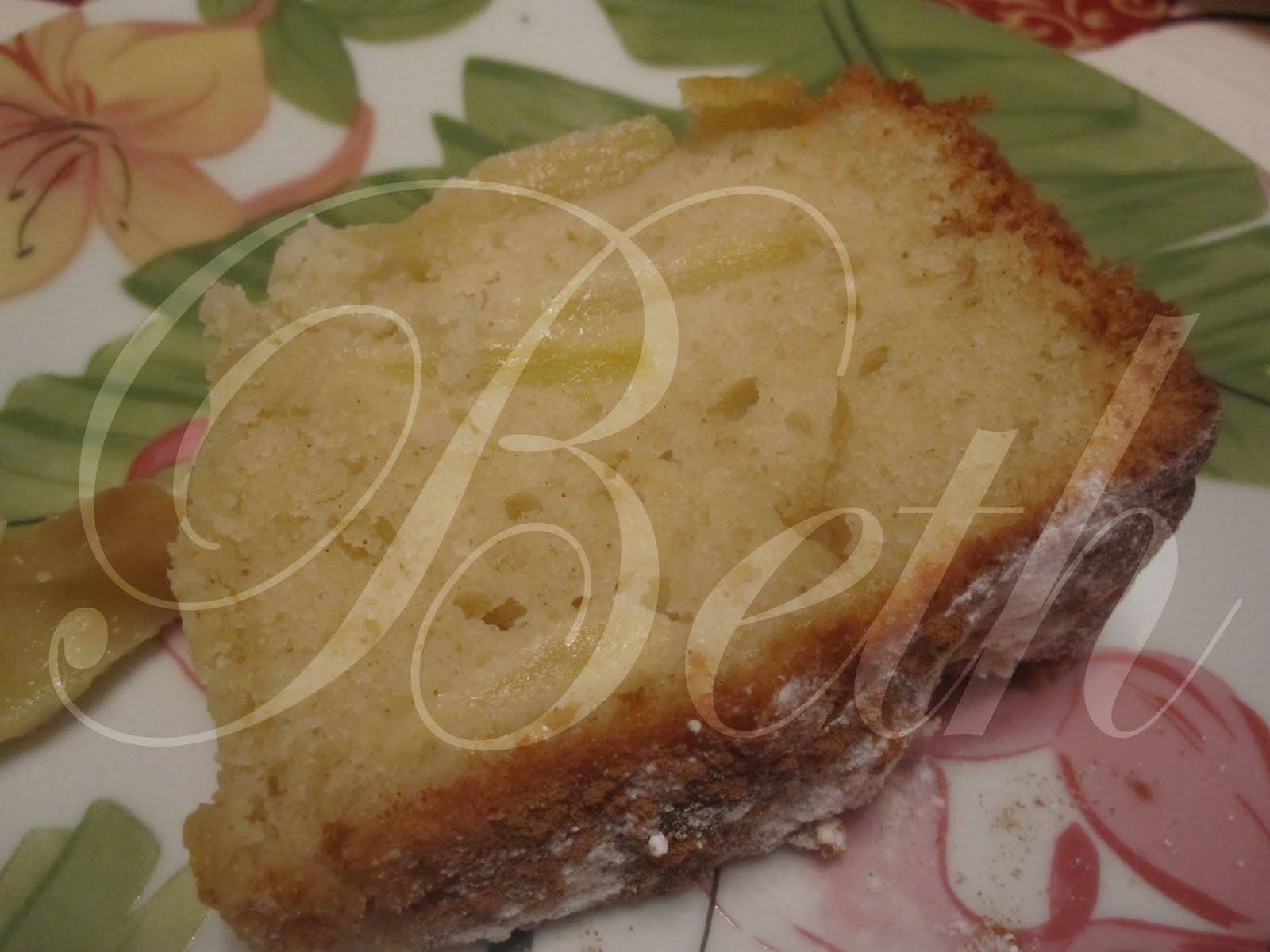 G teau aux pommes et yourte bolo de ma com iogurte for Cuisine yourte