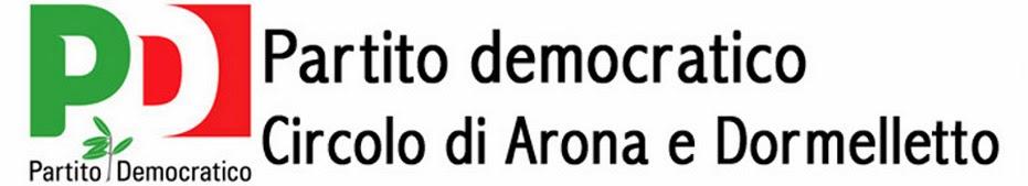 Partito democratico - Circolo di Arona
