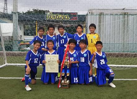 2019年度U12 URサマーフェスティバル 優勝!!