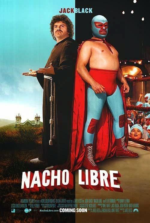 Pelicula Nacho Libre Online imagen
