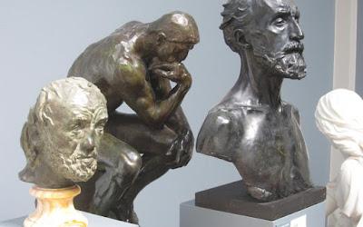 Κλάπηκε το άγαλμα του Ροντέν από το μουσείο της Κοπεγχάγης
