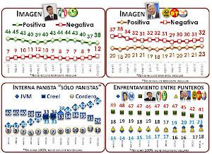 Mitofsky y sus resultados en enero rumbo al 2012