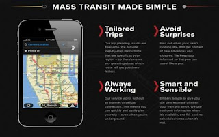 Apple recently acquires a transit app making startup named Embark