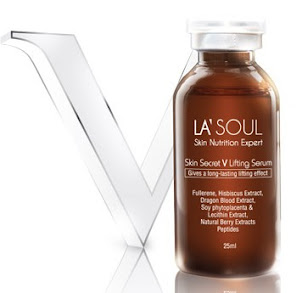 LA'SOUL SKIN SECRET V LIFTING SERUMS
