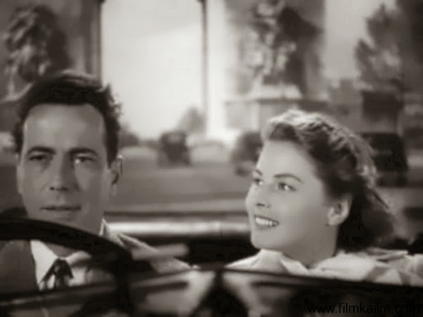 an analysis of the film casablanca I want to introduce casablanca today by starting at the end of the movie the very  end, when claude rains and humphrey bogart are walking.