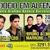 EXPO RODEIO EM ALFENAS  26/05 à 29/05 De Maio     Alfenas/mg
