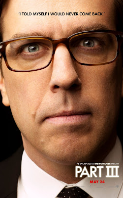 The Hangover Part III Portrait Character Movie Posters - I Told Myself I Would Never Come Back - Ed Helms as Stu