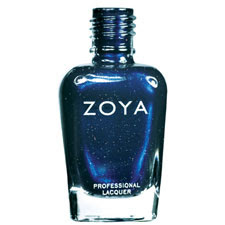 Zoya, Zoya Indigo, Zoya nail polish, Zoya nail lacquer, Zoya nail varnish, nail, nails, nail polish, polish, lacquer, nail lacquer, varnish, nail varnish