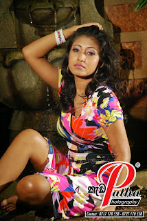 Pawani Madushani hot teledrama actress