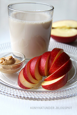 apple_cashew_butter_plant_milk