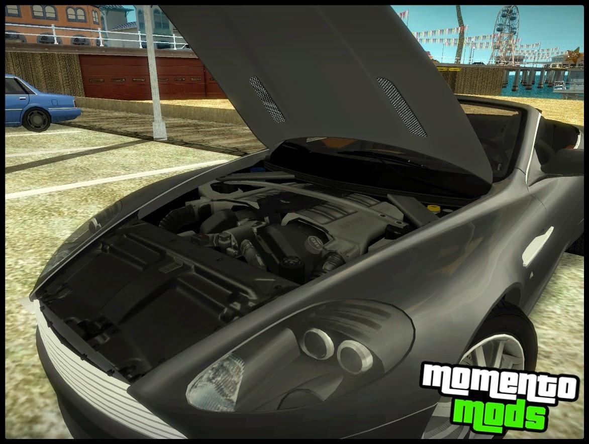 GTA SA - Aston Martin DB9 Volante v.1.0