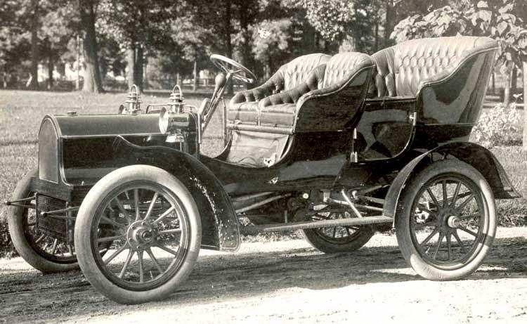 1904 Buick Model B