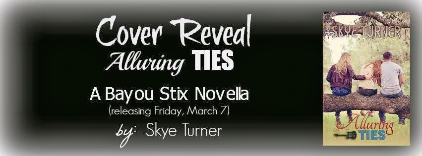 Cover Reveal: Alluring Ties by Skye Turner