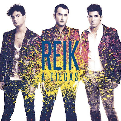 Reik - A Ciegas Lyrics