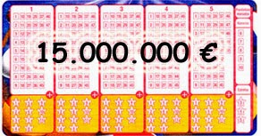 Euromillones sorteo del martes 25/03/2014