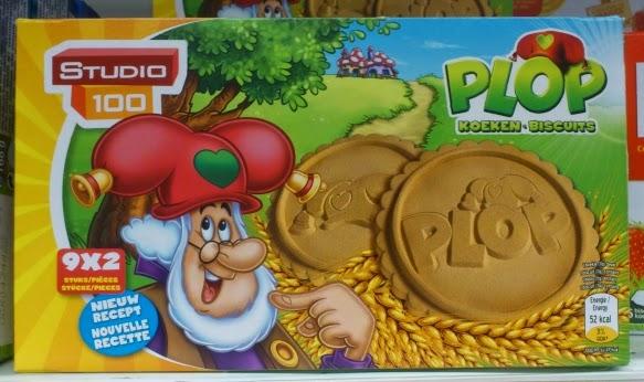 Plop biscuits