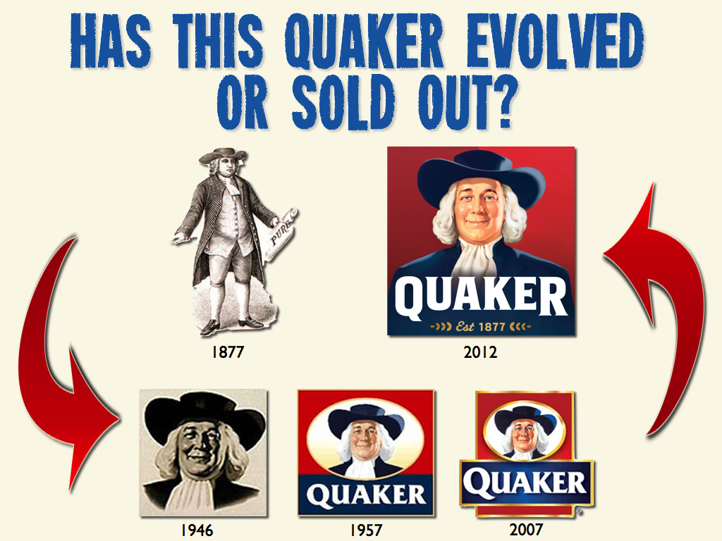 What is a derogatory term used against the Quaker religion?