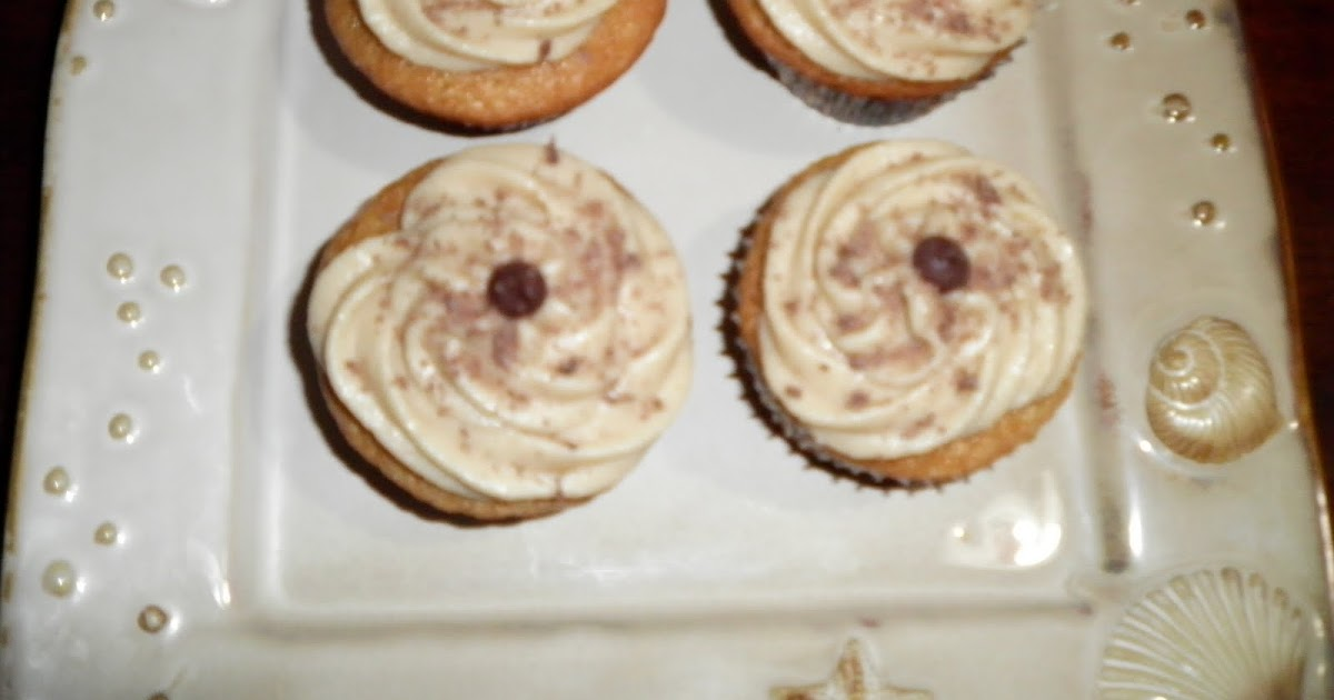 Candy's Confections: Chocolate Chip Cookie Dough Brown Butter Cupcakes