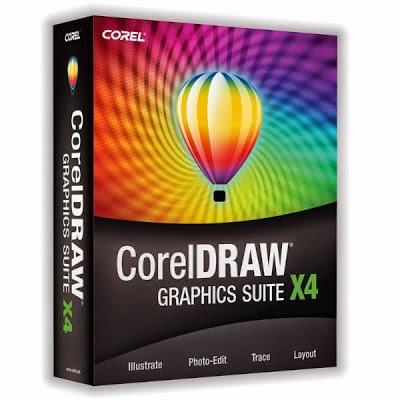 corel draw x4 free download full version with crack