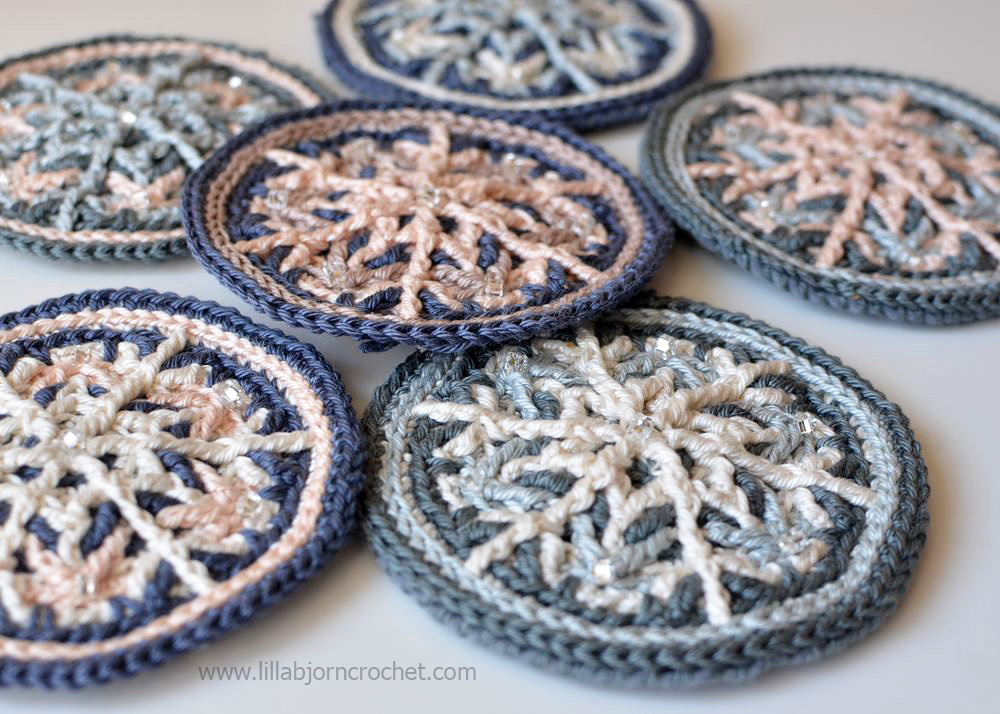It s time for Frozen Snowflakes LillaBj?rns Crochet World