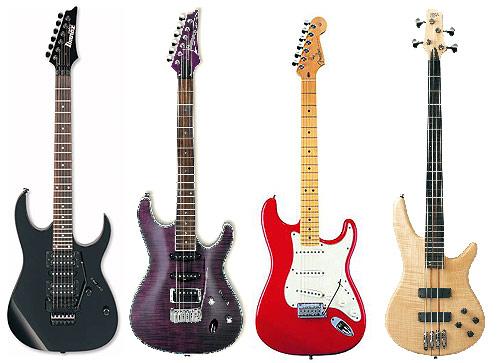 Daftar Harga Gitar Elektrik-Listrik Terbaru