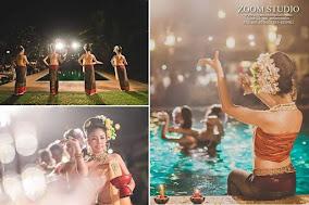 Wedding lanna Chiangmai แต่งงานล้านนา