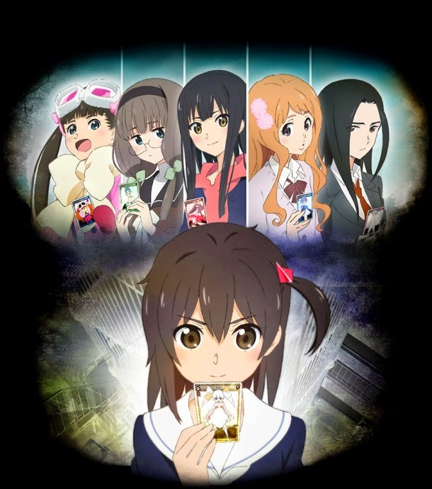 Selector Infected WIXOSS [02-12] [HD] [En Emision]  [Mega]