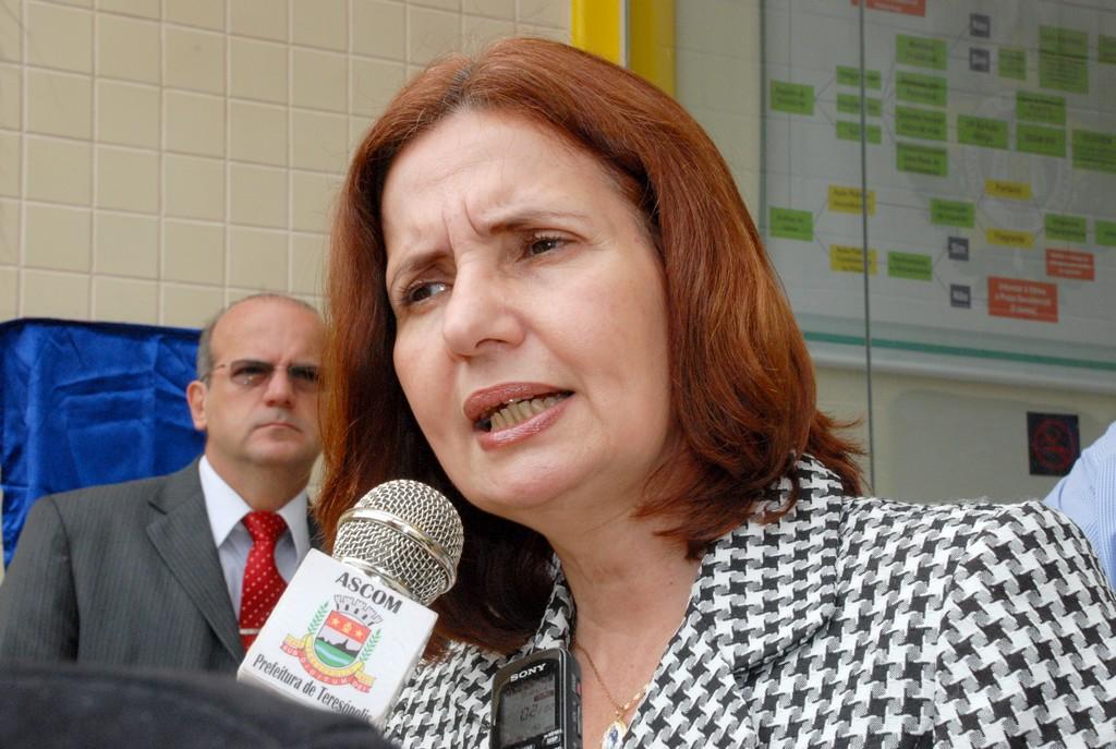 Chefe de Polícia Civil, Martha Rocha