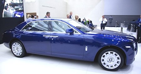 Rolls Royce Ghost This Is The Extended Rolls Royce Ghost