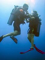 Formation plongeur encadré