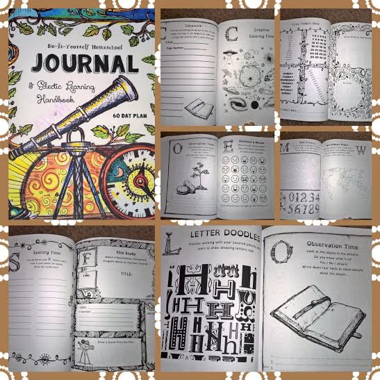 Its a good full journals and books from the thinking tree sample do it yourself homeschool journal a delightful learning guide with daily bible reading solutioingenieria Image collections