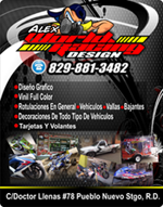 WORLD RACING DESING