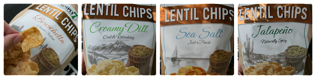 Simply7 Lentil Chips