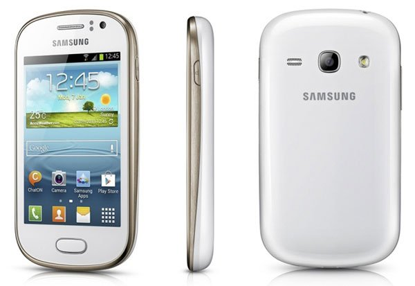 Samsung Galaxy Fame S6810P with NFC