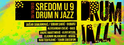 Sredom u 9 - Drum N Jazz