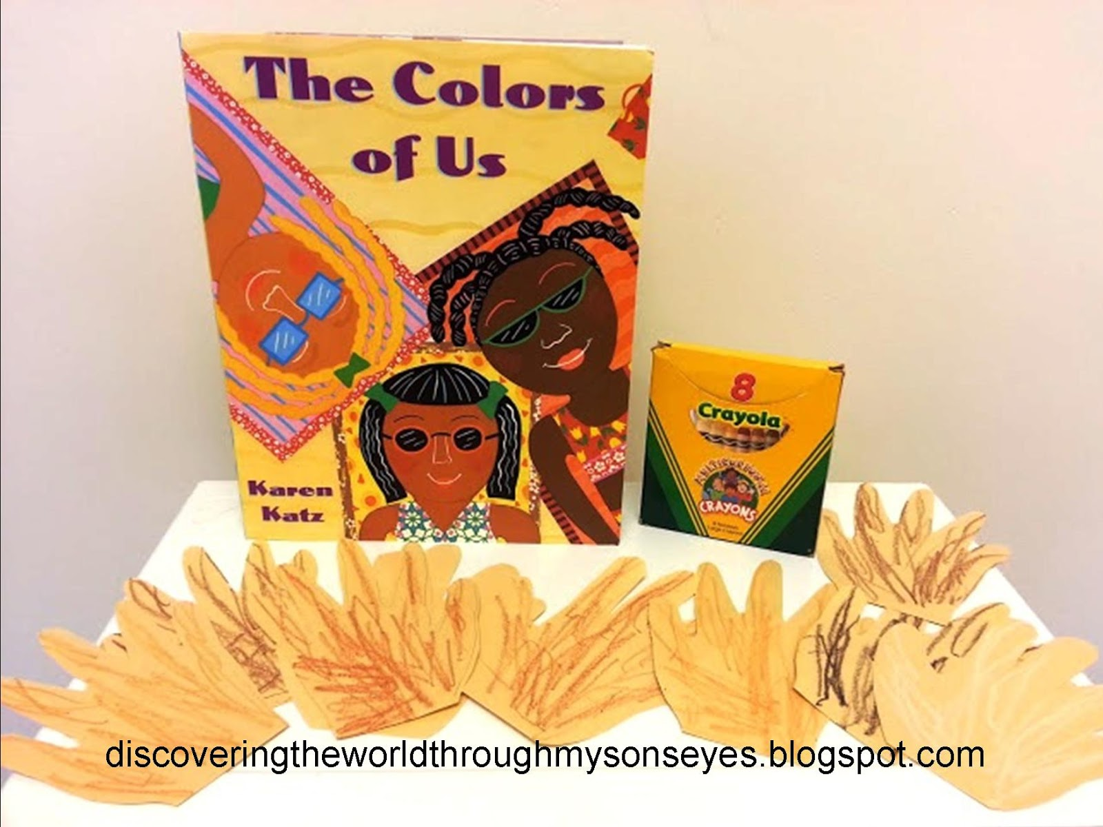 Discovering the world through my son 39 s eyes book review for Black history month craft