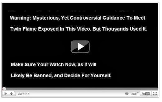 http://www.twinflamesigns.org/controversial-video-on-meeting-twin-flame.html