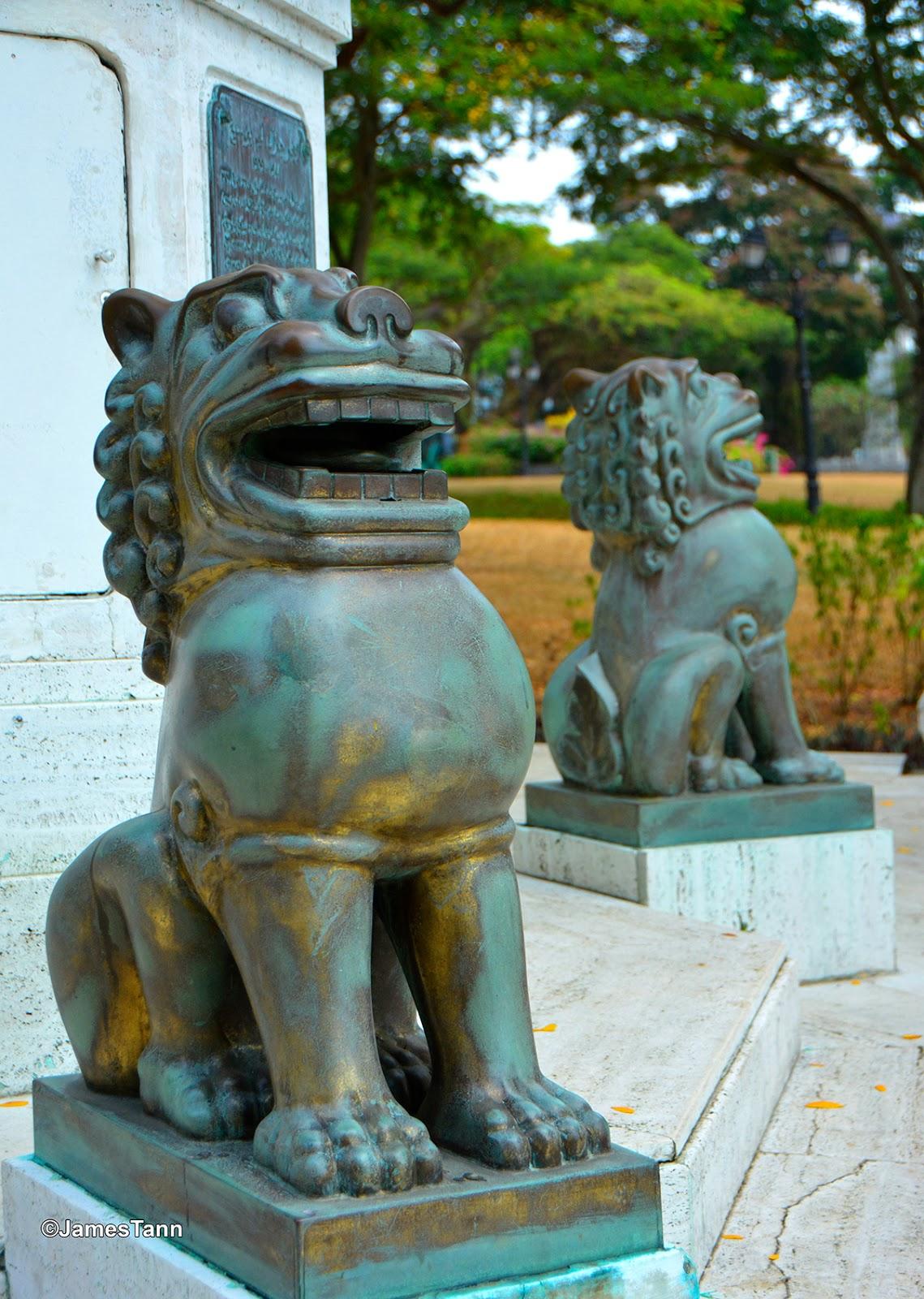 Quispiam Loquor Singapura The Lion City
