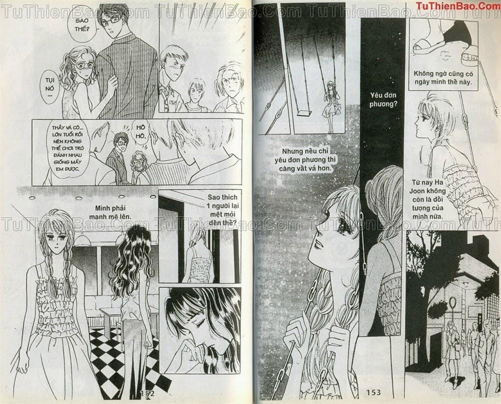 Nữ sinh chap 4 - Trang 77