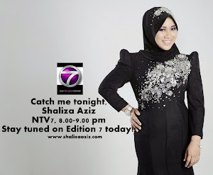 Shaliza Aziz On Air: NTV7